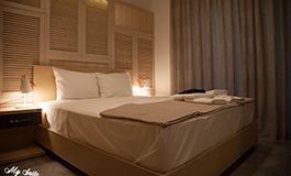 Deluxe Δίκλινο  Δωμάτιο στην Πάργα